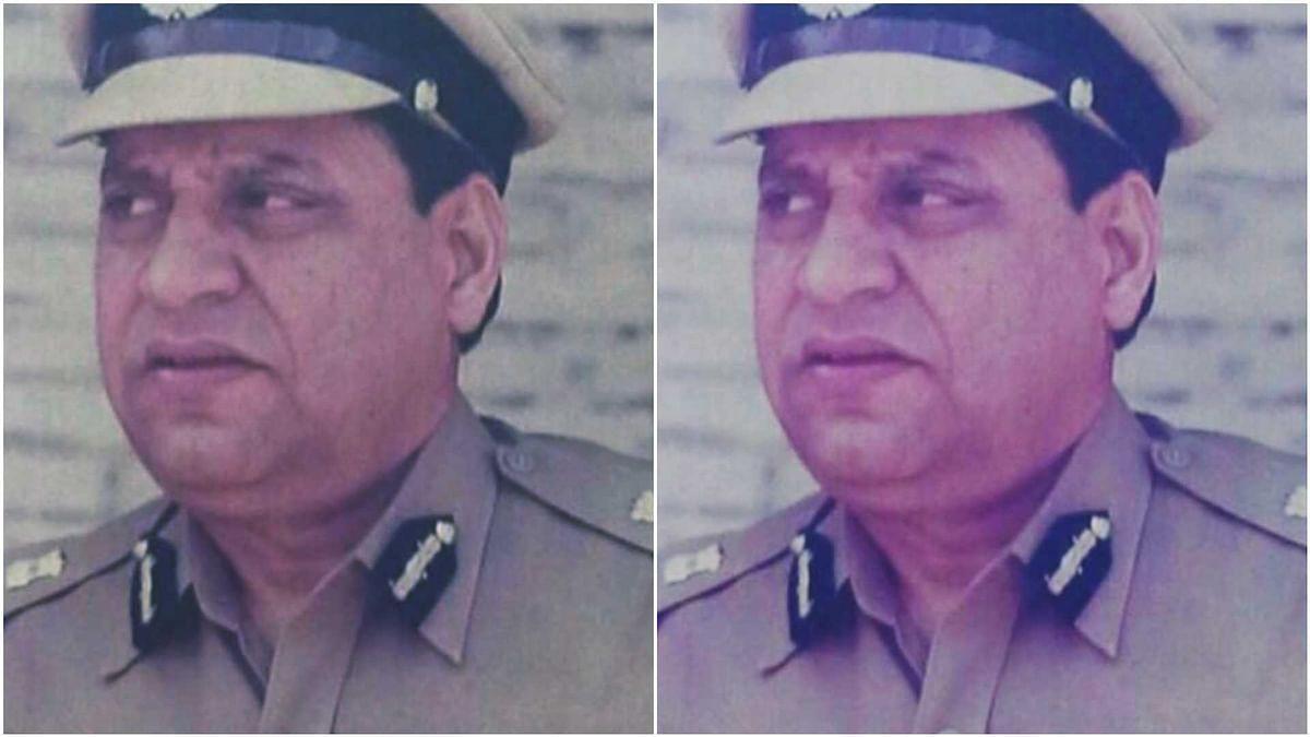 Former Mumbai police commissioner Ramdeo Tyagi dies at 80