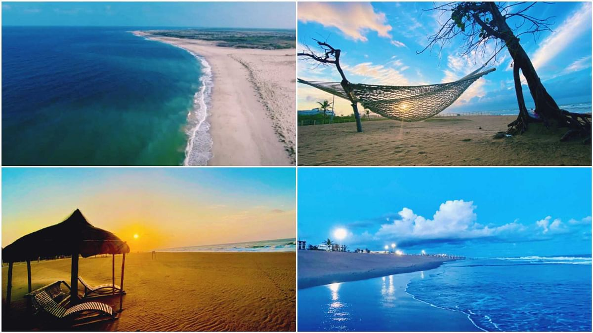 Check out photos of eight Indian beaches which got Blue Flag certification