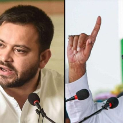 Tejashwi Yadav VS Nitish Kumar: Chief ministerial candidates launch personal attacks at each other during poll rallies