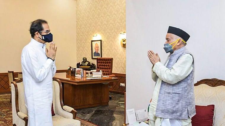 My Hindutva does not need a testimonial: CM Uddhav Thackeray to Maha Guv Koshyari