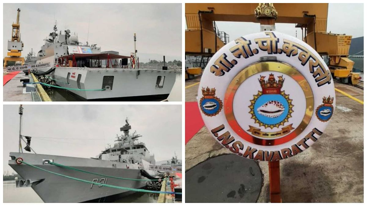 INS Kavaratti to be commissioned into Indian Navy today: All you need to know about the 'Made in India' warship