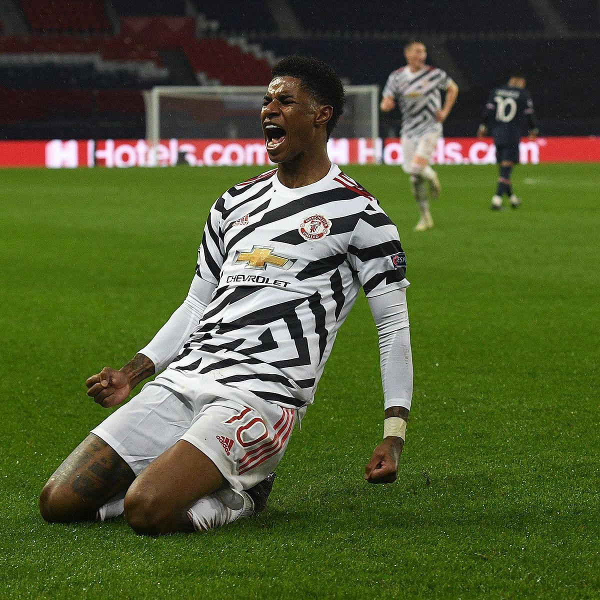 Champions League: Here's why Man United's Marcus Rashford did not take penalty against RB Leipzig