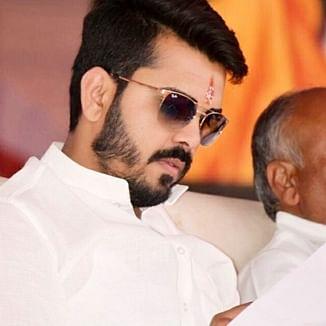 Madhya Pradesh: Money pours in minister's house, says PWD minister Gopal Bhargava's son Abhishek