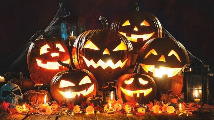 Fright & delight: Throwing a pandemic special Halloween party at home