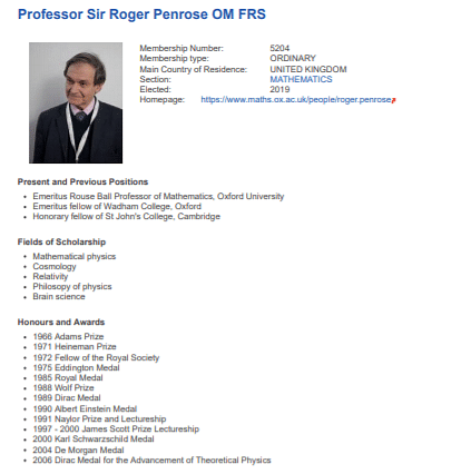 Nobel Prize in Physics 2020: Check out Roger Penrose, Reinhard Genzel, and Andrea Ghez's resumes
