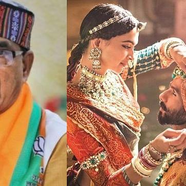 MP Chief Minister Shivraj Singh Chouhan announces memorial of Rani Padmavati, slams Sanjay Leela Bhansali's film
