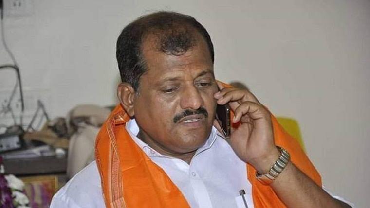 Shiv Sena MP Sanjay Jadhav