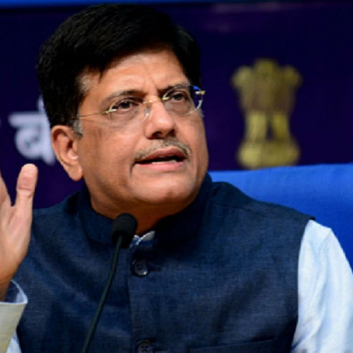 Union Cabinet expansion: Piyush Goyal gets charge of Ministry of Textiles, retains Ministry of Commerce, Consumer Affairs