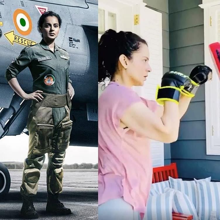 Kangana Ranaut brutally trolled after calling herself 'first ever legitimate action heroine' of Bollywood