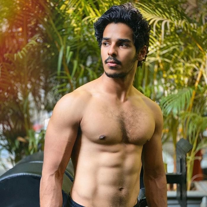 From yoga to weight training and dance, fitness is Ishaan Khatter's passion