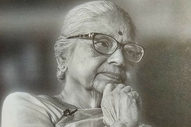 Mumbai: Veteran socialist and reformer Pushpa Bhave passes away