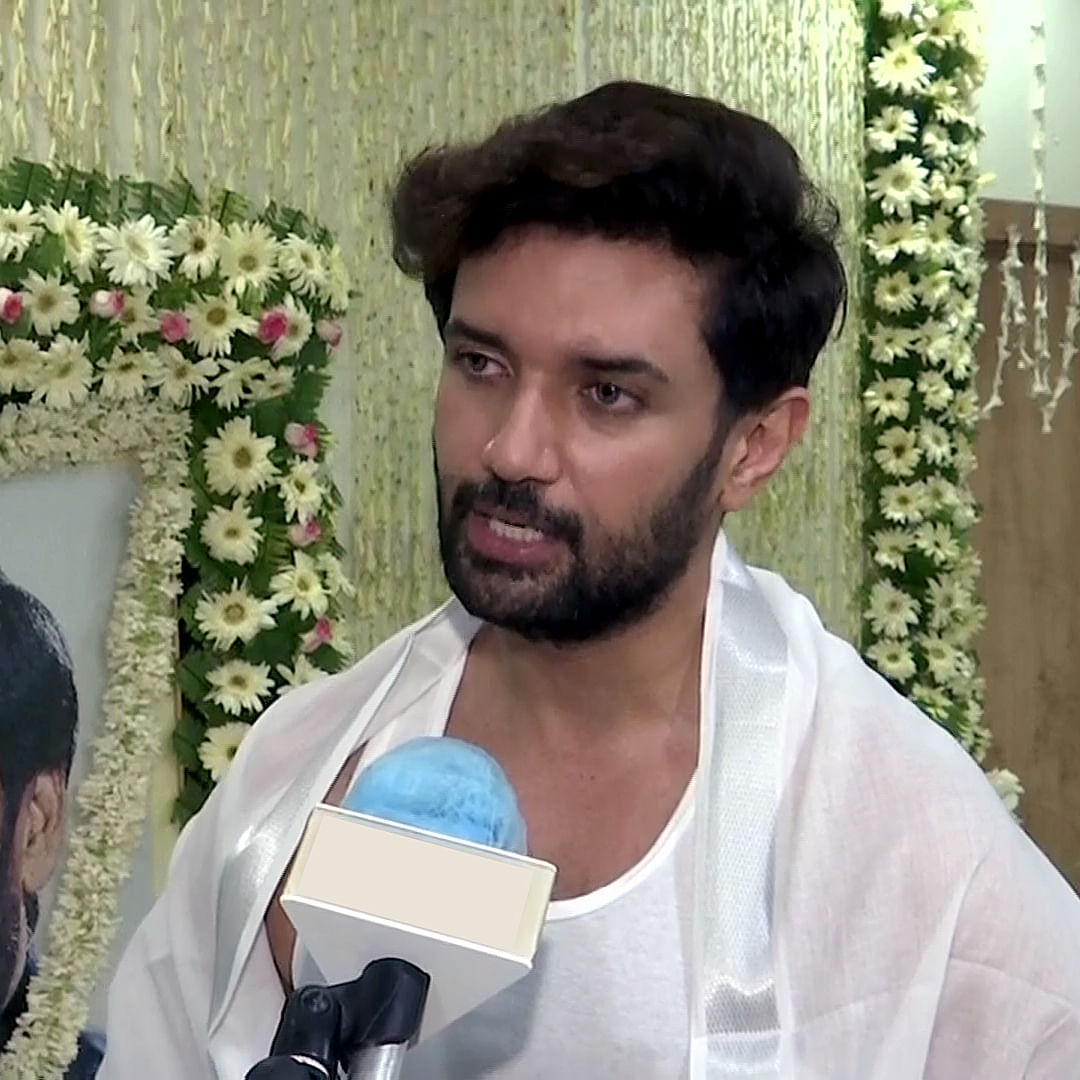 Needed: Vanity van for Chirag Paswan