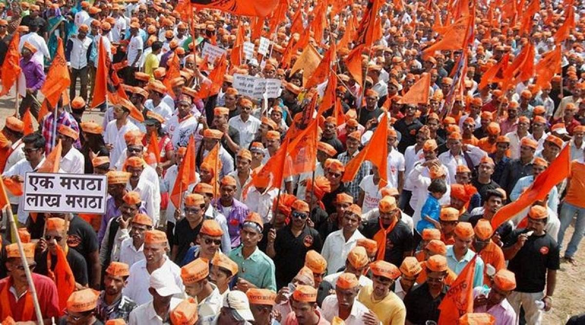 Opposition slams Maha Vikas Aghadi Govt for not being serious on Maratha quota