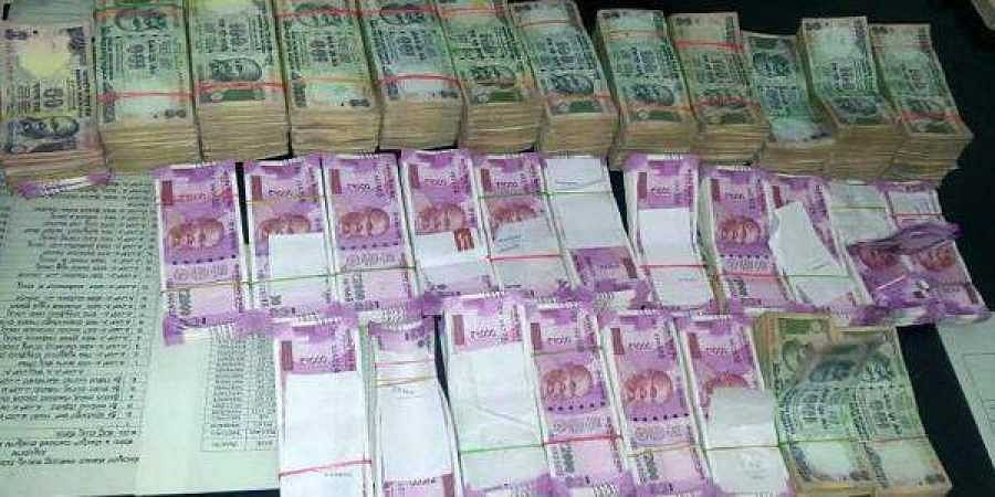 IT Dept uncovers Rs 450 crore unaccounted money in raids