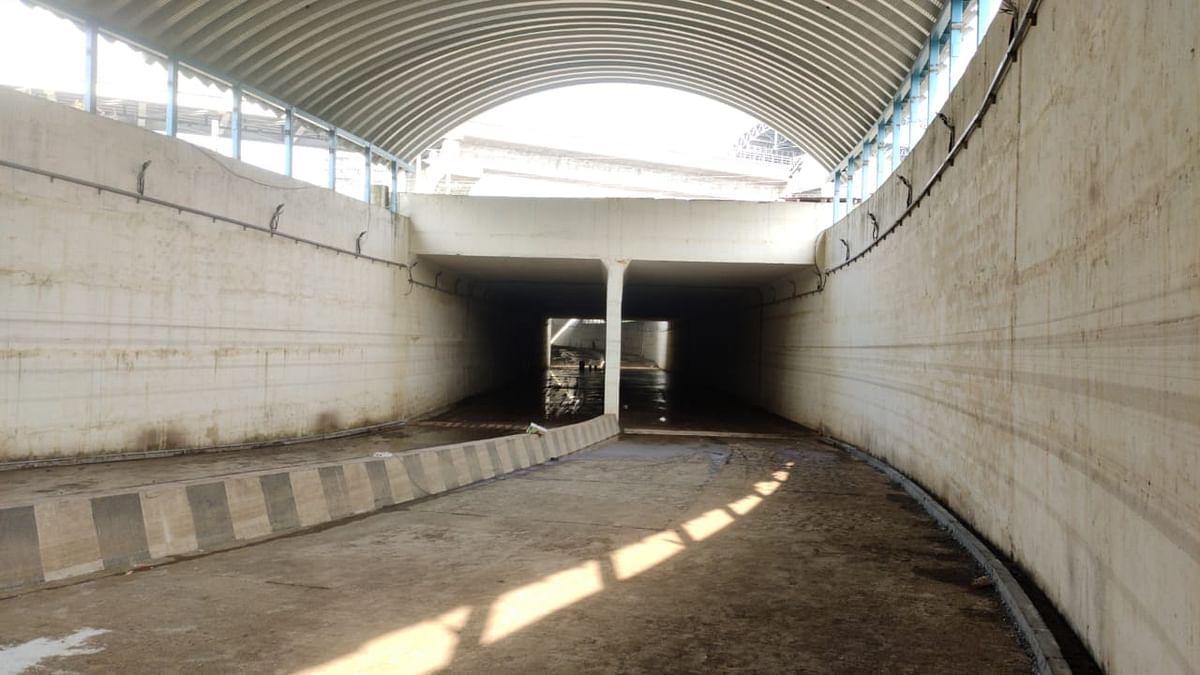Navi Mumbai: Road Under Bridge connecting Taloja-Kharghar likely to open in third week of November