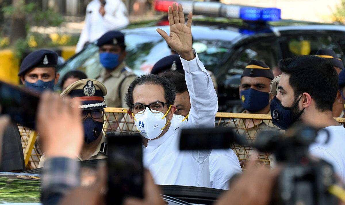 Coronavirus in Mumbai: Maharashtra Chief Minister Uddhav Thackeray inaugurates 3 mobile test labs