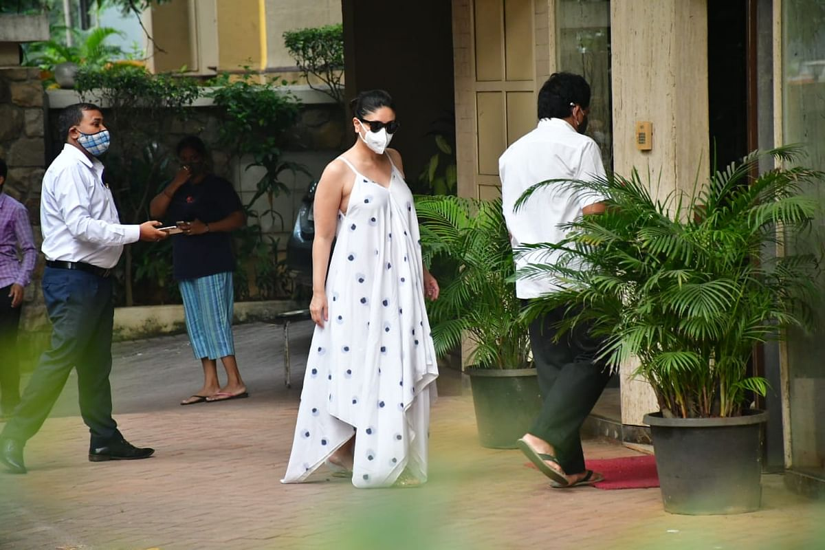 Cost of mom-to-be Kareena Kapoor Khan's white maxi dress can get you 27  Mc Donald's meals