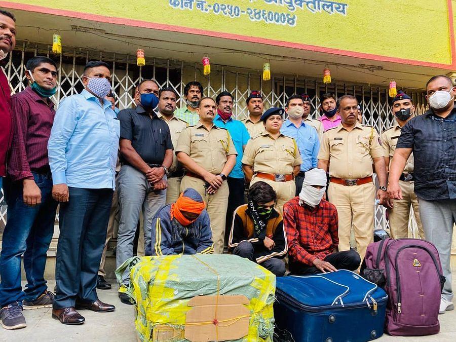 Cops crack Rs.4.25 crore Virar cash van heist, 3 held