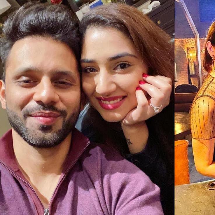 Who is Disha Parmar? Meet 'Bigg Boss 14' contestant and singer Rahul Vaidya's ladylove