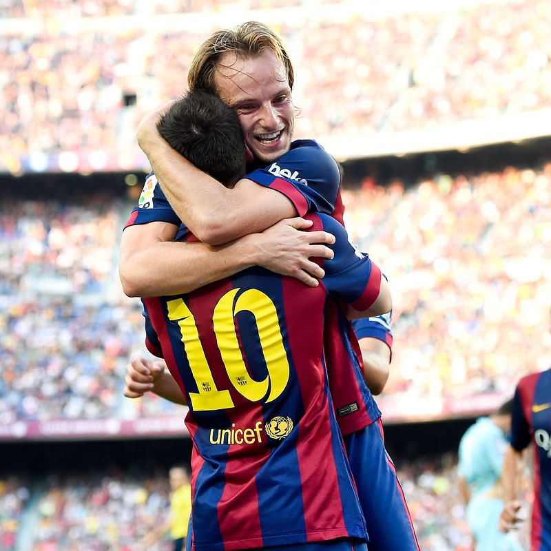 'It was a dream': Ivan Rakitic on playing alongside the 'only number one' Lionel Messi