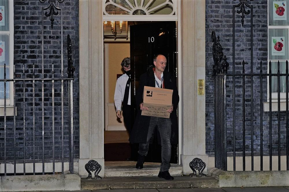 UK PM's adviser Dominic Cummings quits immediately amid Downing Street power struggle: Reports