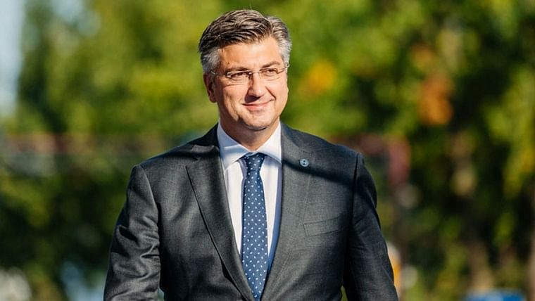 Croatian Prime Minister to self-isolate after wife tests positive for COVID-19
