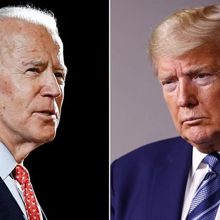 President Biden says Donald Trump left him 'a very generous letter' before quitting White House