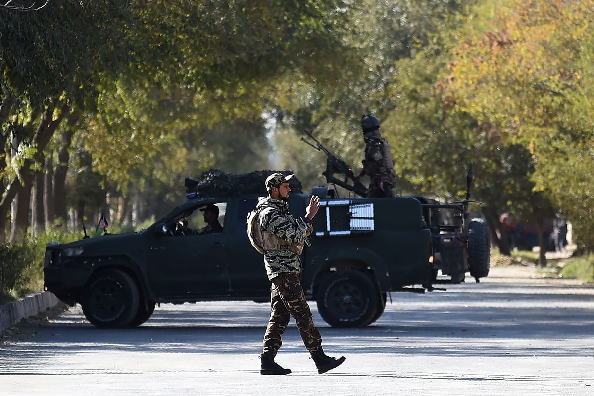 Afghanistan: 25 dead as Kabul varsity is stormed