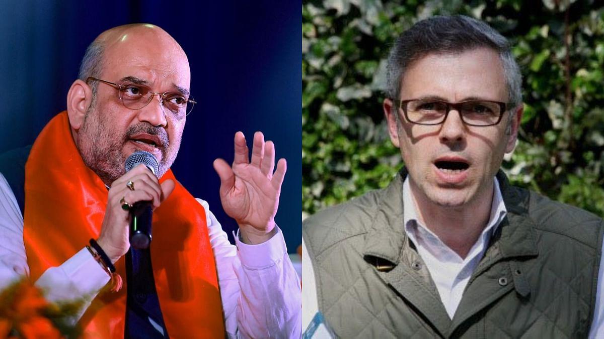 J&K: After Amit Shah riles up 'Gupkar gang', Omar Abdullah says 'can understand the frustration'