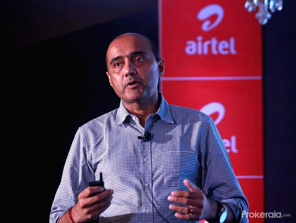 Airtel keen on full footprint of sub-GHz spectrum, says CEO Gopal Vittal