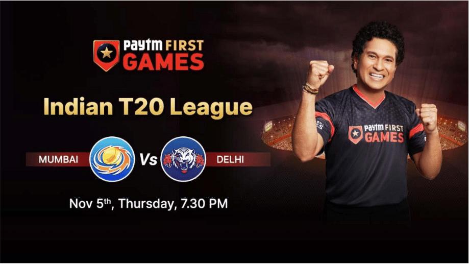 Mumbai vs Delhi: Paytm First Games Fantasy Prediction - Indian T20 League