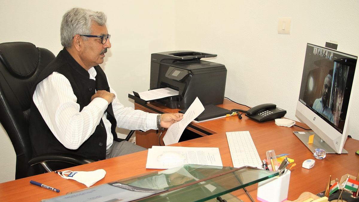 NHPC observes 'Rashtriya Ekta Diwas' on the occasion of birth anniversary of Sardar Vallabhbhai Patel