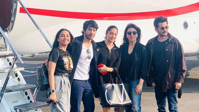 Neetu Kapoor returns to 'Jug Jug Jeeyo' shoot after recovering from COVID-19; director Raj Mehta pens welcome note