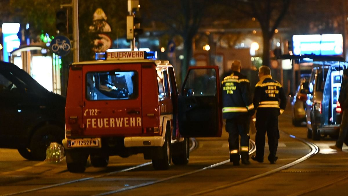 Austria: 2 dead, several wounded in Vienna terror attack