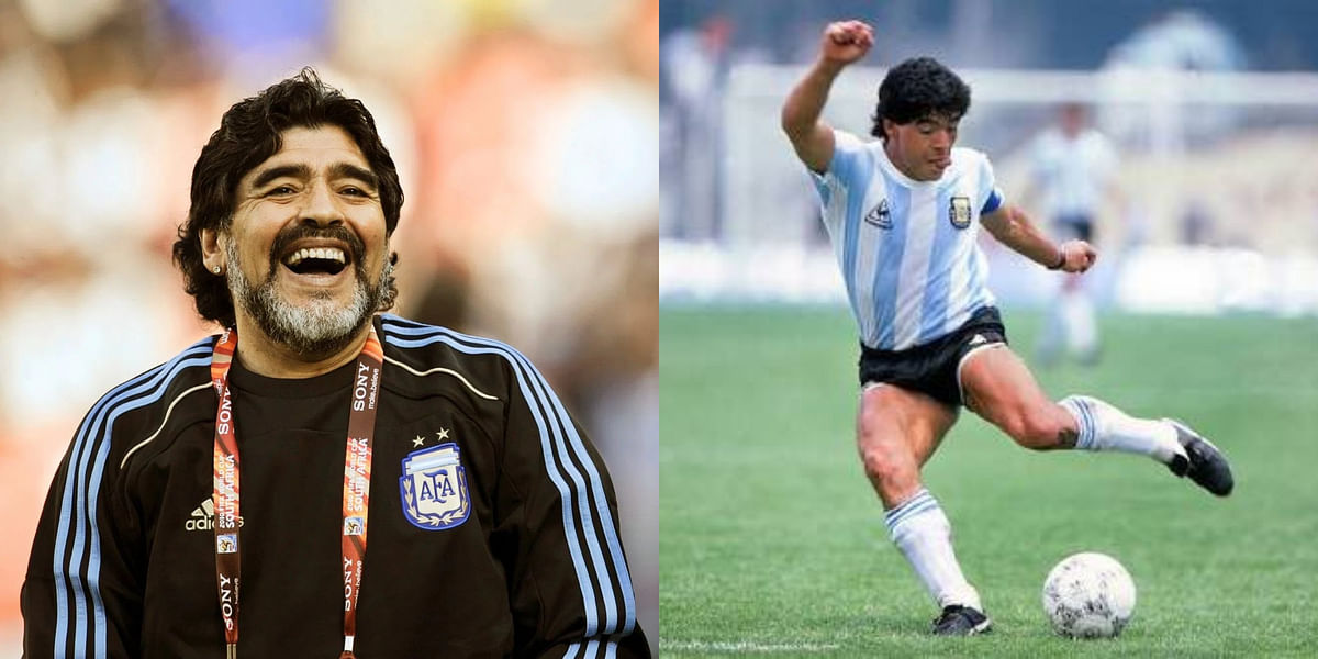 'RIP, God of football': Twitter bids adieu to Diego Maradona