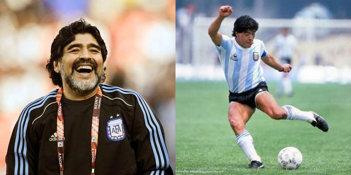 'RIP, God of football': Twitter bids adieu to Diego Maradona