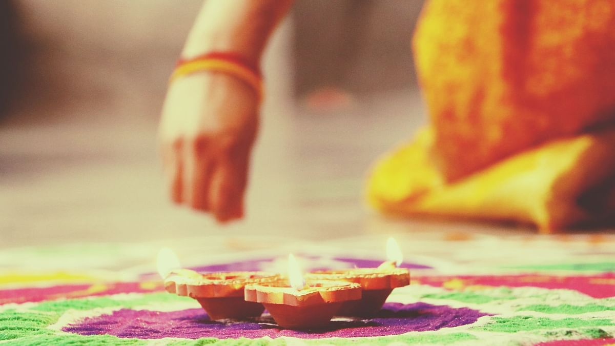 Diwali 2020: Quick and simple rangoli designs for the festive season