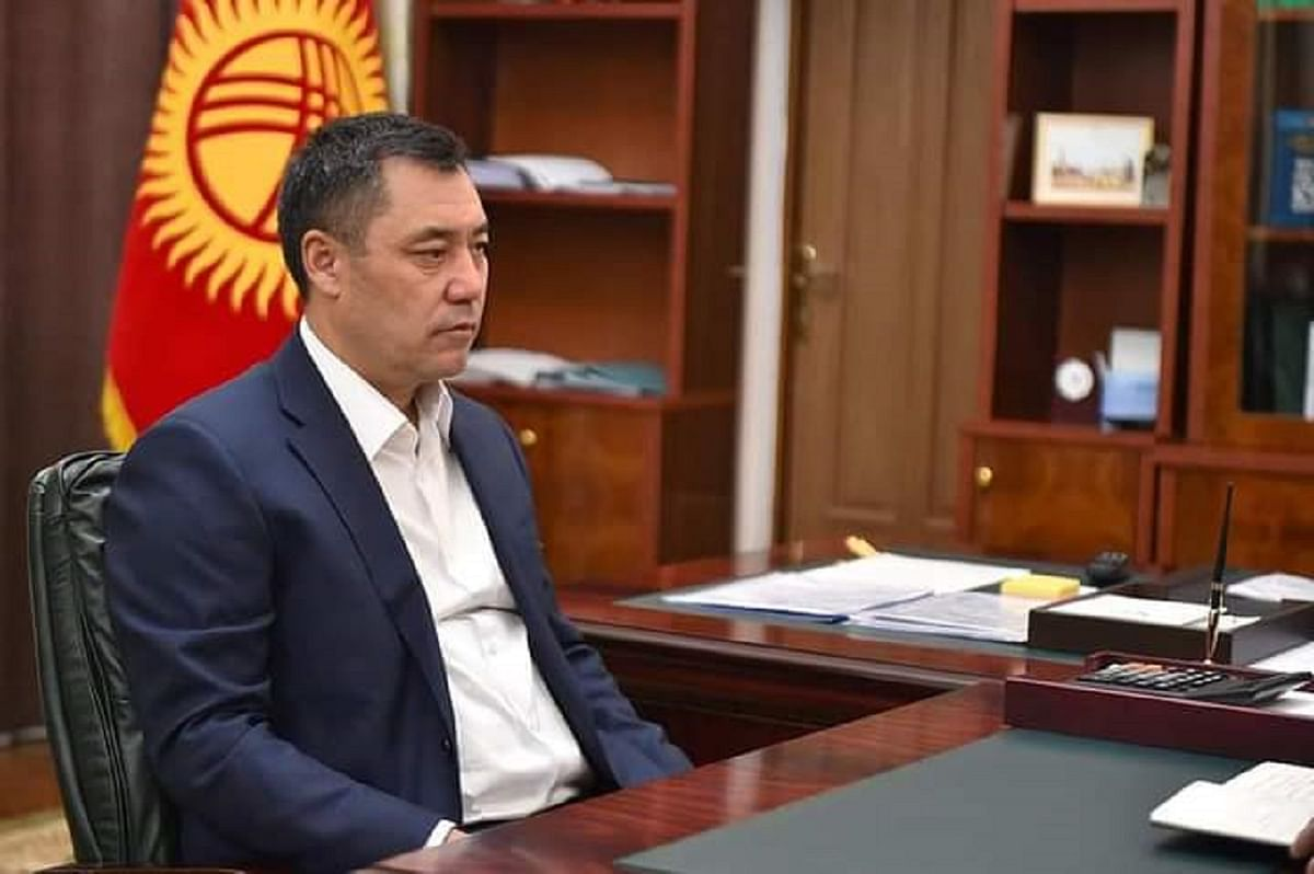 Acting Kyrgyz Prez resigns to run in election