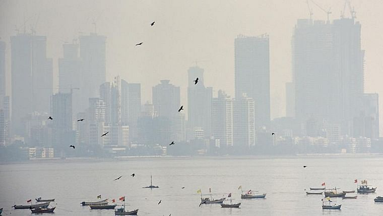 Cyclone Nivar brings down Mumbai's air quality to poor
