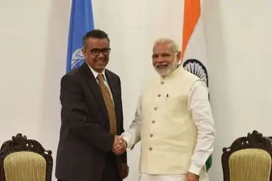 PM Modi, WHO DG Tedros discuss global collaboration for combating COVID-19