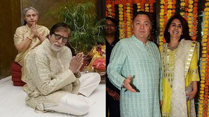Amitabh Bachchan, Ekta Kapoor cancel their star-studded Diwali parties on account of Rishi Kapoor's death: Report