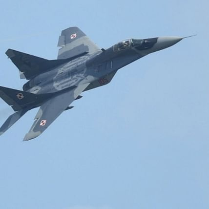 Indian Navy's MiG-29K trainer jet crashes into sea; one pilot saved, another missing