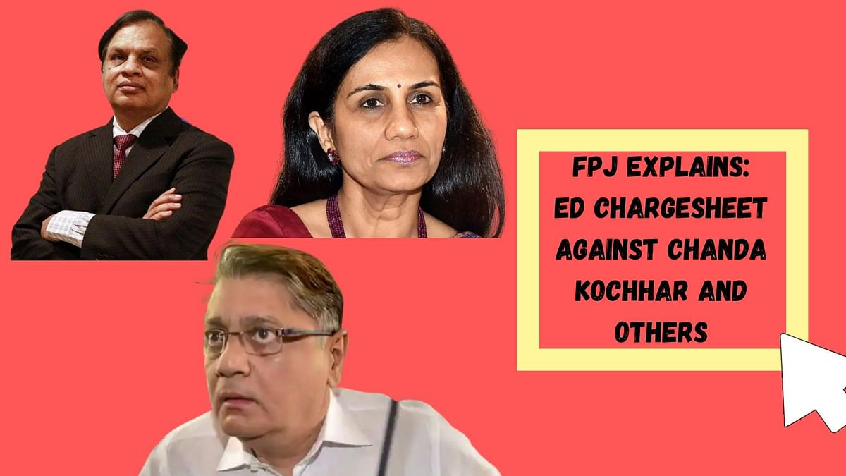 Explained: ED's charge-sheet against Chanda Kochhar and others