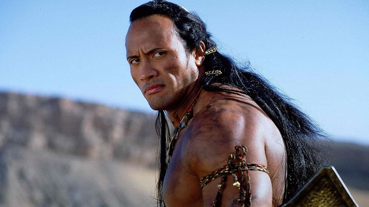 Dwayne Johnson to back 'The Scorpion King' reboot