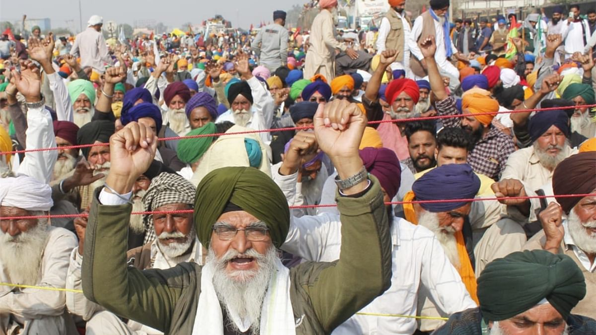 #SpeakUpForFarmers: Congress kicks off social media campaign to gather support for farmers' protest