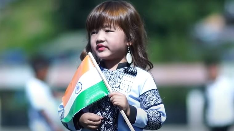 'Adorable and admirable': PM Modi lauds 4-year-old girl's rendition of 'Vande Mataram'