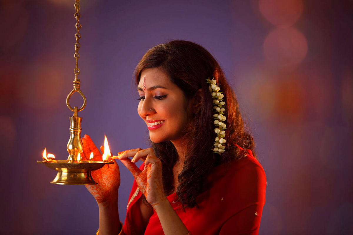 Here's to a safe and 'Sufiyana' Diwali