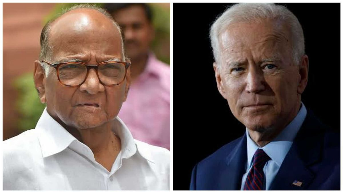 Here is why Joe Biden is being compared with NCP chief Sharad Pawar