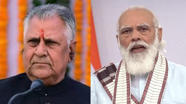 Rajasthan Cabinet Minister Bhanwarlal Meghwal passes away: PM Modi mourns demise