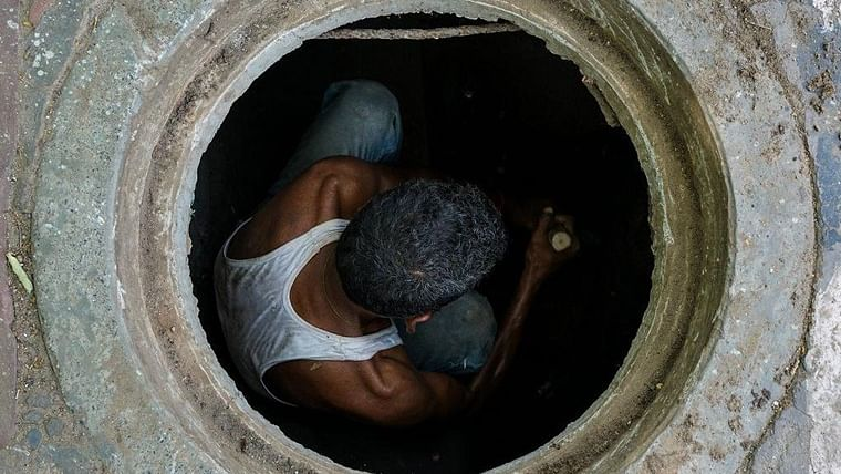 Govt launches scheme to mechanise sewer, septic tank cleaning operations as it aims to end manual scavenging in India